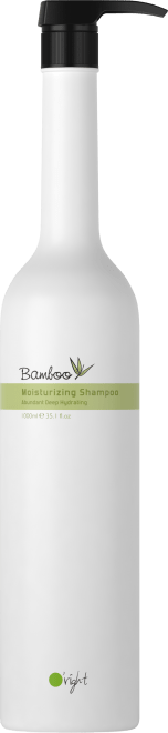 Bamboo Moisturizing Shampoo - šampon za poškodovane lase 1000ml