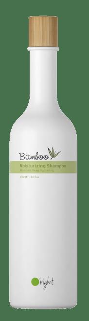 Bamboo Moisturizing Shampoo - šampon za poškodovane lase 400ml