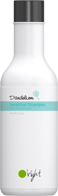 Dandelion Sensitive Shampoo - Nežen šampon za otroke 100ml