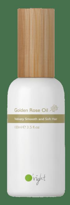 Golden Rose Oil – Olje za lase z izvlečkom vrtnice 100ml