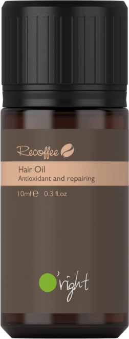 RECOFFEE Hair Oil-Olje za lase z izvlečkom kave 10ml