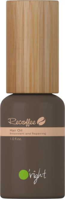 RECOFFEE Hair Oil-Olje za lase z izvlečkom kave 30ml