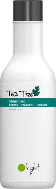 Tea Tree Shampoo 100ml
