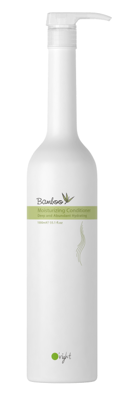 Bamboo Moisturizing Conditioner- balzam za poškodovane lase