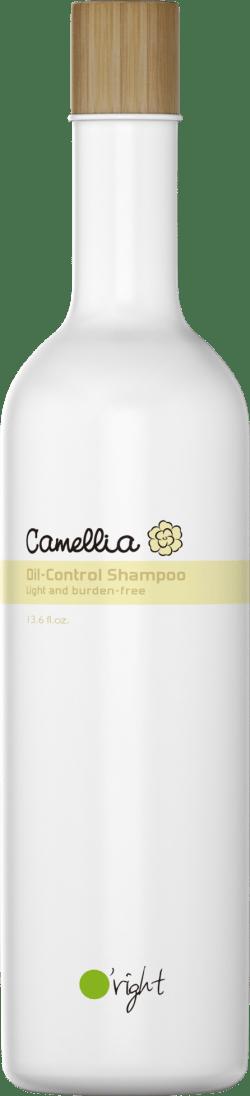 CAMELLIA OIL-CONTROL SHAMPOO 400ML