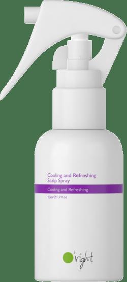 Cooling and Refreshing Scalp Spray-Sprej za pomiritev in osvežitev lasišča 50ml