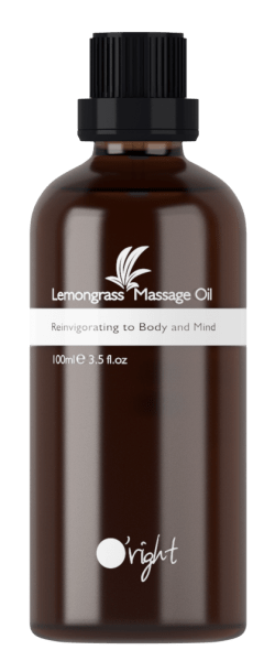 Lemongrass Massage Oil-Masažno olje z limonsko travo 100ml
