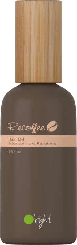 RECOFFEE Hair Oil-Olje za lase z izvlečkom kave 100ml