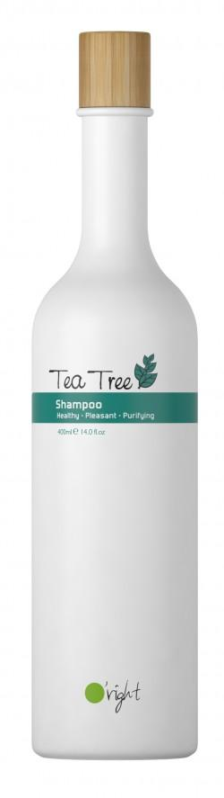 Tea Tree Shampoo 400ml
