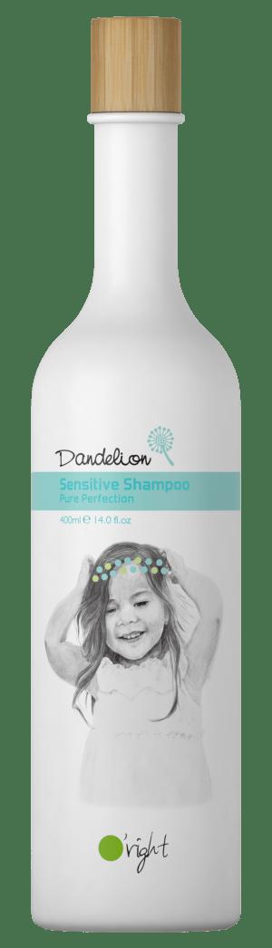 Dandelion Sensitive Shampoo - Nežen šampon za otroke 400ml