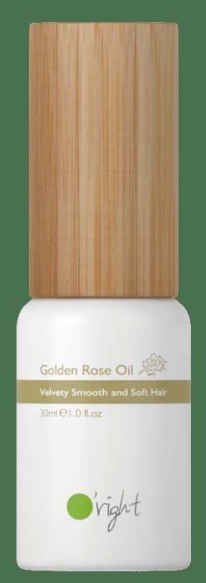 Golden Rose Oil – Olje za lase z izvlečkom vrtnice 30ml