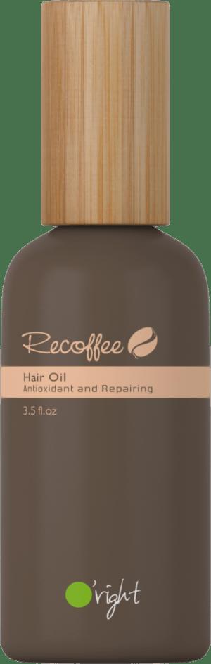 RECOFFEE Hair Oil-Olje za lase z izvlečkom kave 100ml