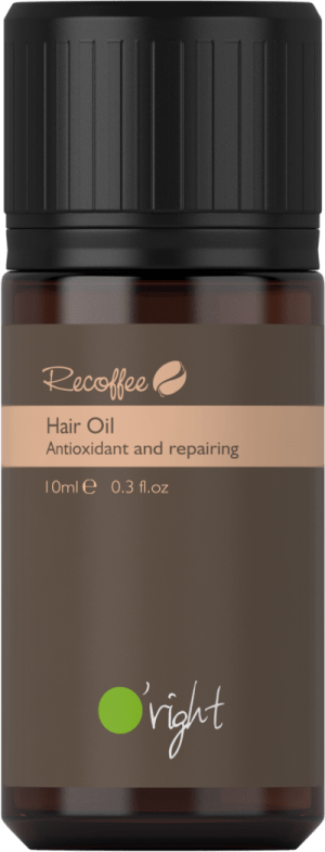 RECOFFEE Hair Oil-Olje za lase z izvlečkom kave 10ml