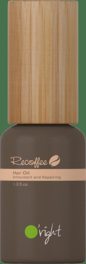 RECOFFEE Hair Oil-Olje za lase z izvlečkom kave 30ml