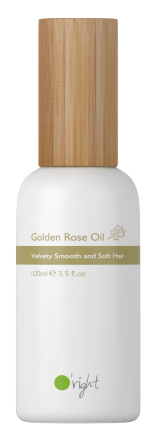 Golden Rose Oil – Olje za lase z izvlečkom vrtnice 100ml