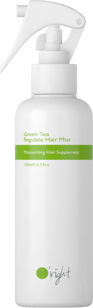 Green Tea Regulate Hair Mist - hidratantni sprej z zelenim čajem