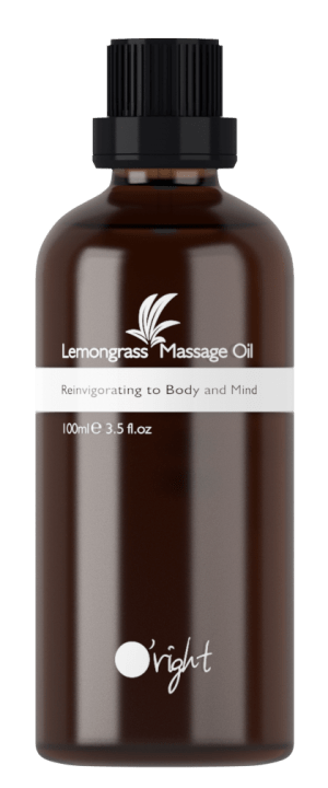 Lemongrass Massage Oil - masažno olje z limonsko travo
