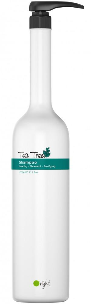 TEA TREE SHAMPOO 1000ML